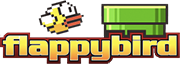 Flappy Bird Game Logo